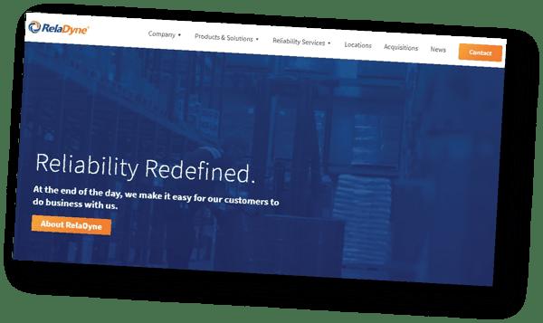 reladyne website